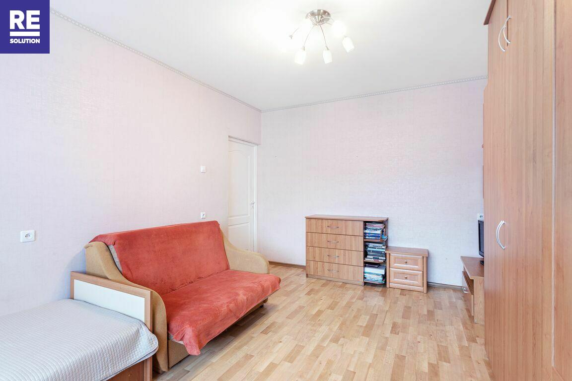 Parduodamas 1 kambario butas Fabijoniškėse, Vilniuje, 40 kv.m ploto nuotrauka nr. 4