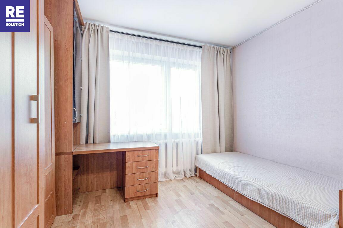 Parduodamas 1 kambario butas Fabijoniškėse, Vilniuje, 40 kv.m ploto nuotrauka nr. 1