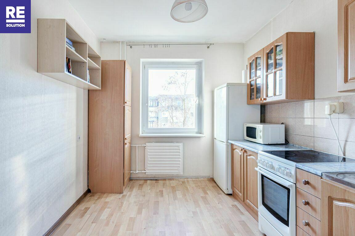 Parduodamas 1 kambario butas Fabijoniškėse, Vilniuje, 40 kv.m ploto nuotrauka nr. 5
