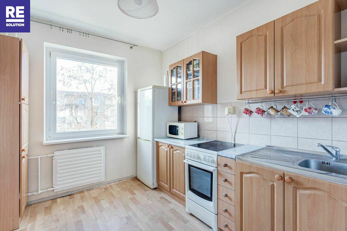 Parduodamas 1 kambario butas Fabijoniškėse, Vilniuje, 40 kv.m ploto nuotrauka nr. 6