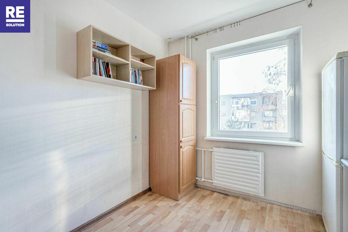 Parduodamas 1 kambario butas Fabijoniškėse, Vilniuje, 40 kv.m ploto nuotrauka nr. 7