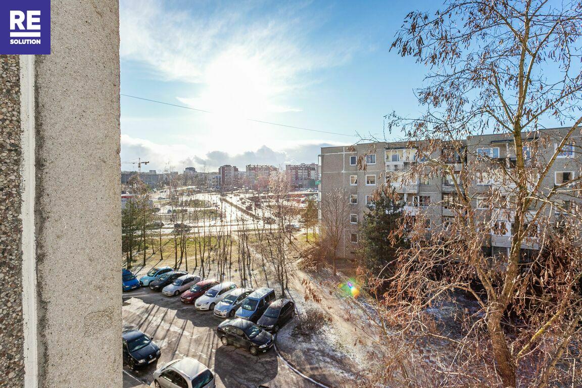 Parduodamas 1 kambario butas Fabijoniškėse, Vilniuje, 40 kv.m ploto nuotrauka nr. 8