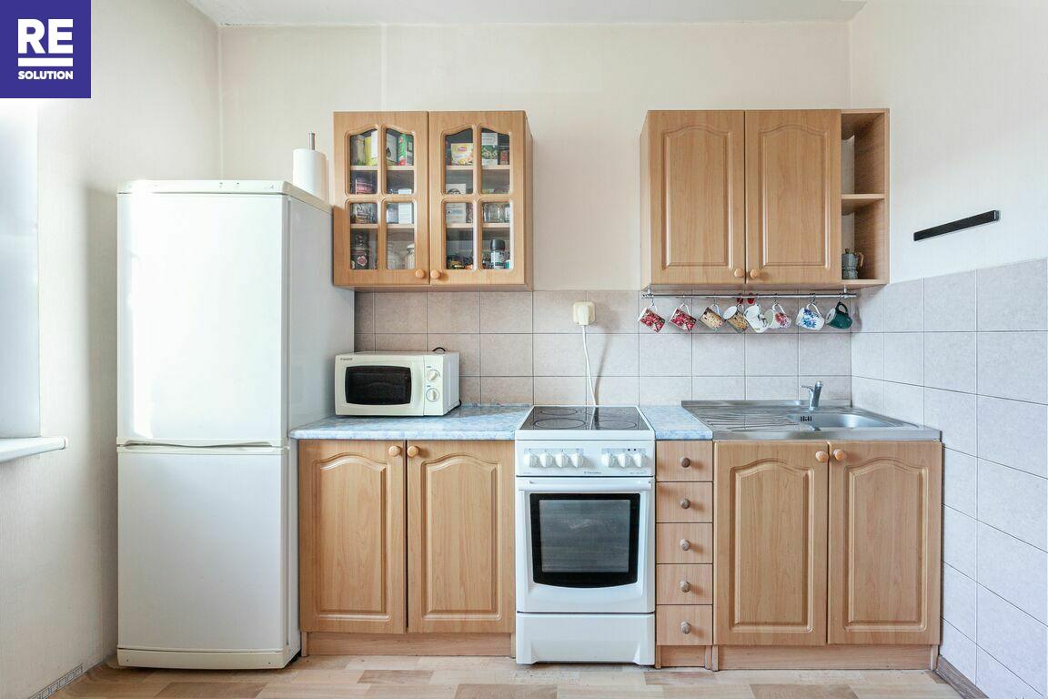 Parduodamas 1 kambario butas Fabijoniškėse, Vilniuje, 40 kv.m ploto nuotrauka nr. 9