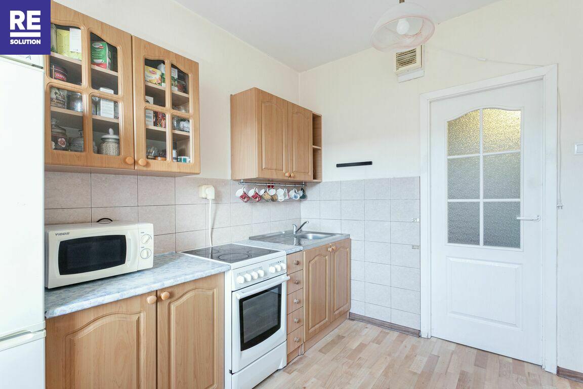 Parduodamas 1 kambario butas Fabijoniškėse, Vilniuje, 40 kv.m ploto nuotrauka nr. 10
