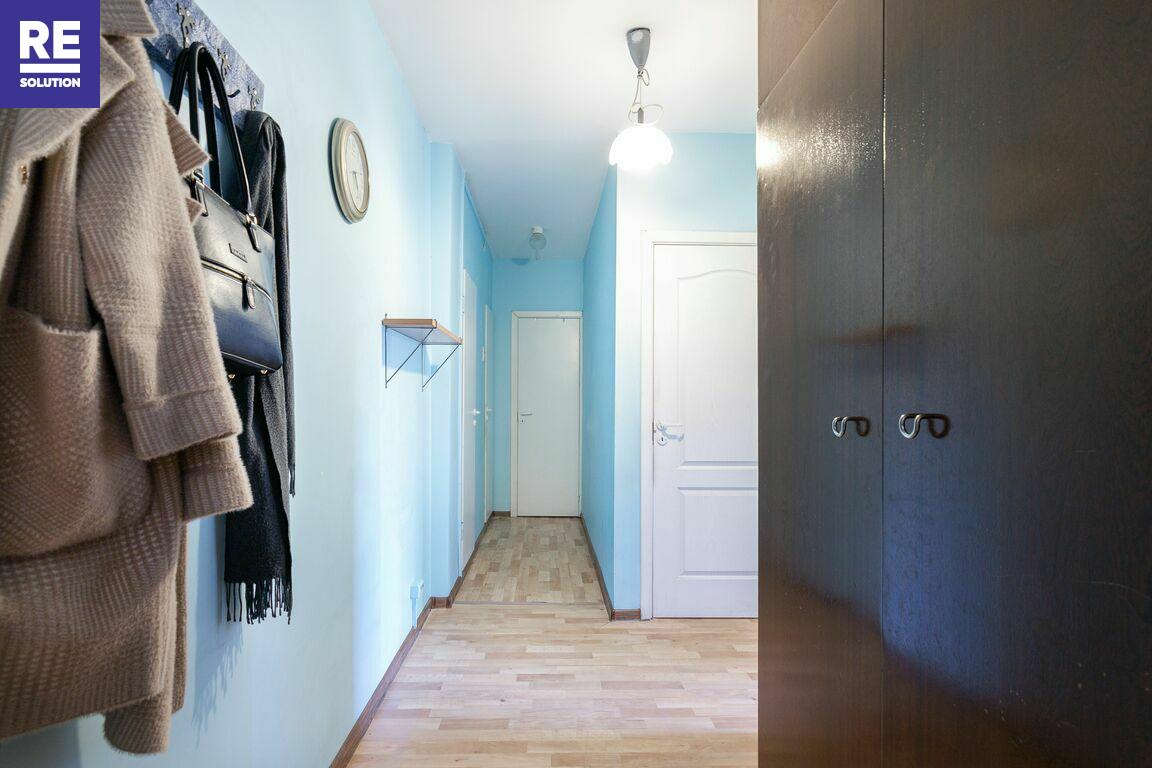 Parduodamas 1 kambario butas Fabijoniškėse, Vilniuje, 40 kv.m ploto nuotrauka nr. 11