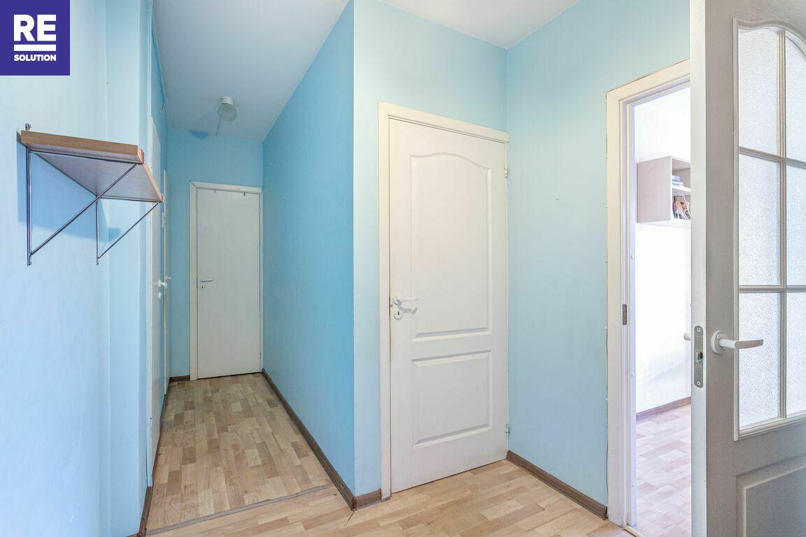 Parduodamas 1 kambario butas Fabijoniškėse, Vilniuje, 40 kv.m ploto nuotrauka nr. 12