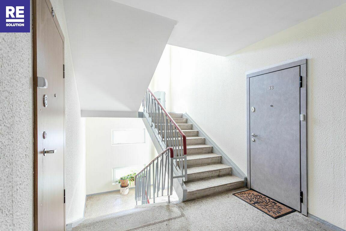 Parduodamas 1 kambario butas Fabijoniškėse, Vilniuje, 40 kv.m ploto nuotrauka nr. 17