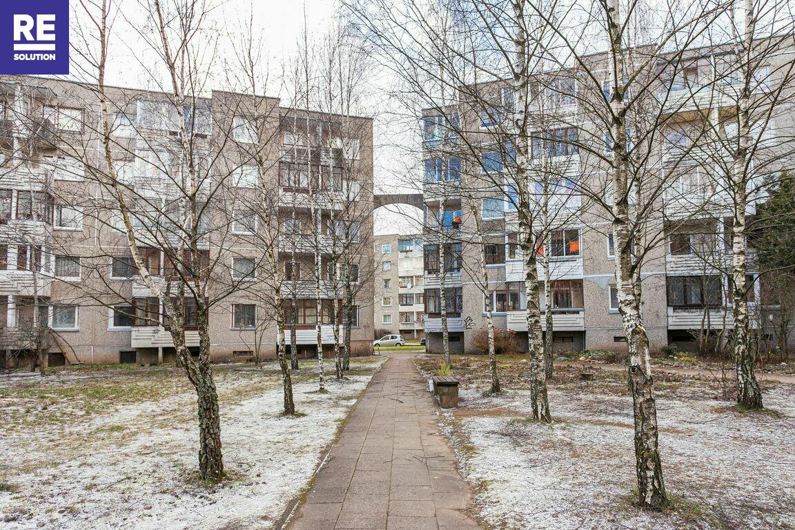 Parduodamas 1 kambario butas Fabijoniškėse, Vilniuje, 40 kv.m ploto nuotrauka nr. 20