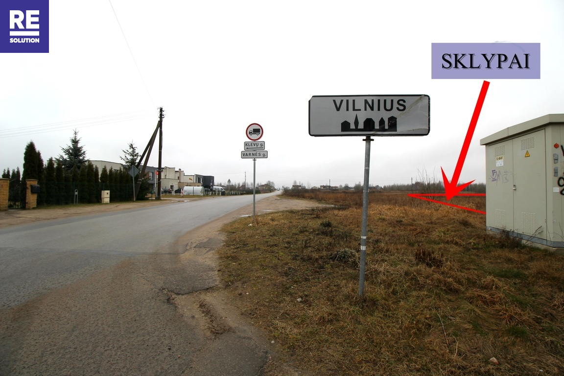 Parduodamas sklypas Eitkūnų g., Zujūnuose, Vilniuje, 12.3 a ploto nuotrauka nr. 3