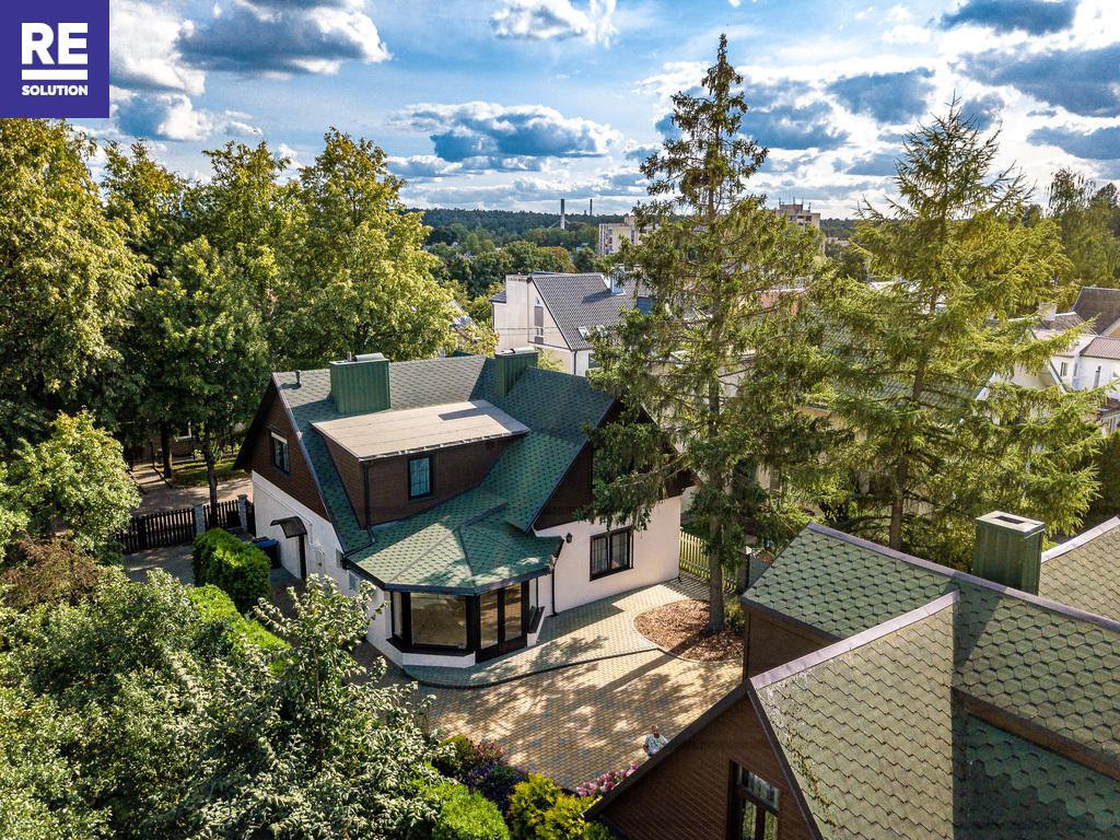 Parduodamas namas Gulbių g., Žvėryne, Vilniuje, 262.6 kv.m ploto, 2 aukštai nuotrauka nr. 19