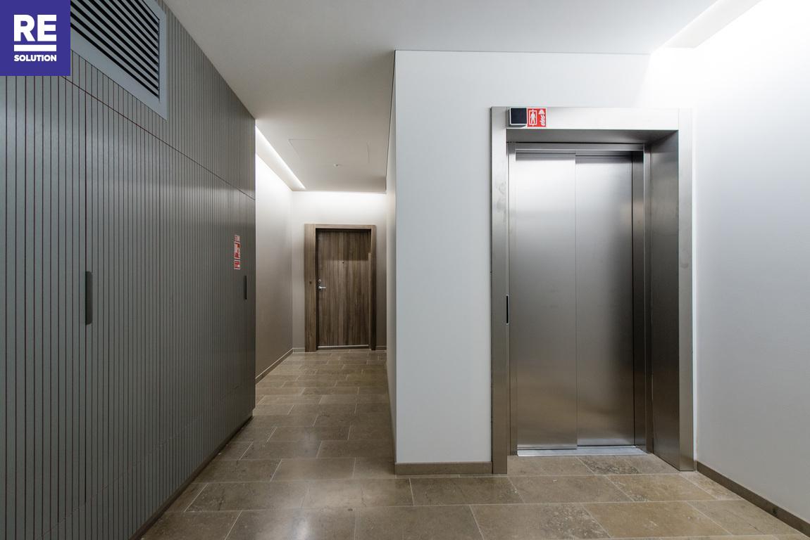 Parduodamas pilnai įrengtas butas su baldais Konstitucijos pr., Šnipiškėse, Vilniuje, 53.84 kv.m ploto nuotrauka nr. 11