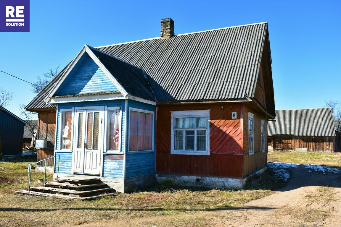 Parduodamas namas Prienų k., 86 kv.m ploto