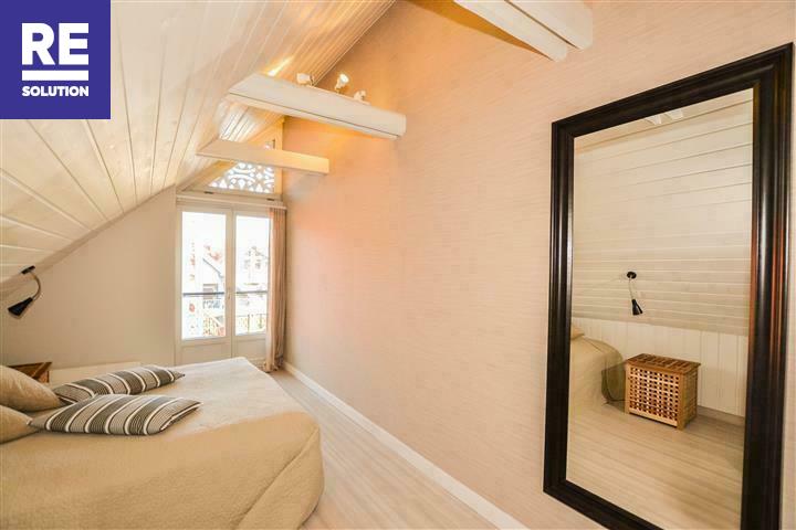 Parduodamas butas Preilos g., Neringos m., Neringos sav., 56.36 m2 ploto, 3 kambariai nuotrauka nr. 5