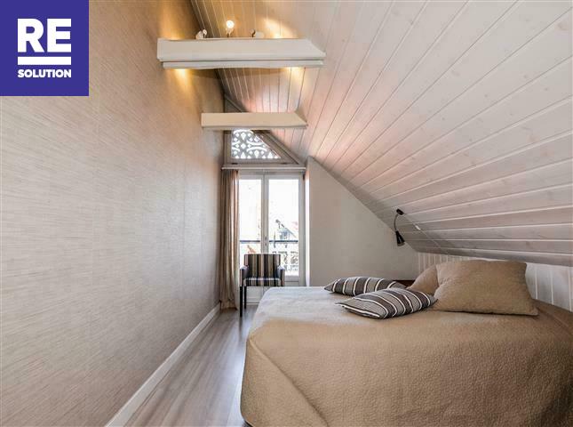 Parduodamas butas Preilos g., Neringos m., Neringos sav., 56.36 m2 ploto, 3 kambariai nuotrauka nr. 6
