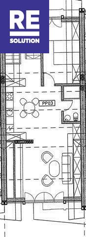 Parduodamas butas Preilos g., Neringos m., Neringos sav., 53.1 m2 ploto, 3 kambariai nuotrauka nr. 7