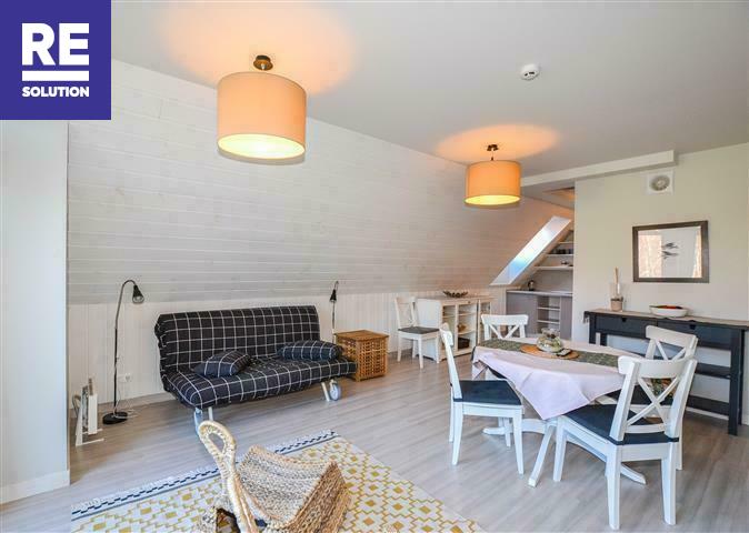 Parduodamas butas Preilos g., Neringos m., Neringos sav., 57.52 m2 ploto, 2 kambariai nuotrauka nr. 3