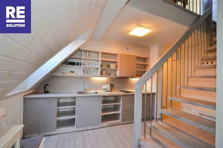 Parduodamas butas Preilos g., Neringos m., Neringos sav., 57.52 m2 ploto, 2 kambariai nuotrauka nr. 4