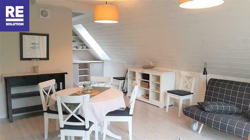 Parduodamas butas Preilos g., Neringos m., Neringos sav., 59.4 m2 ploto, 2 kambariai nuotrauka nr. 2