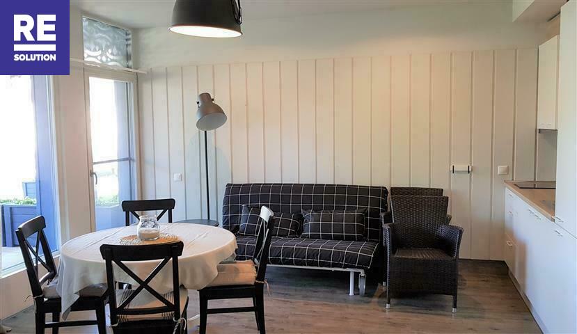 Parduodamas butas Preilos g., Neringos m., Neringos sav., 34.15 m2 ploto, 1 kambariai nuotrauka nr. 3