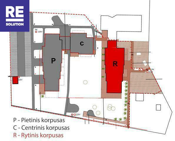 Parduodamas butas Preilos g., Neringos m., Neringos sav., 34.15 m2 ploto, 1 kambariai nuotrauka nr. 6