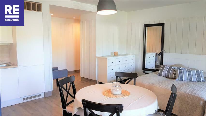 Parduodamas butas Preilos g., Neringos m., Neringos sav., 34.15 m2 ploto, 1 kambariai nuotrauka nr. 8