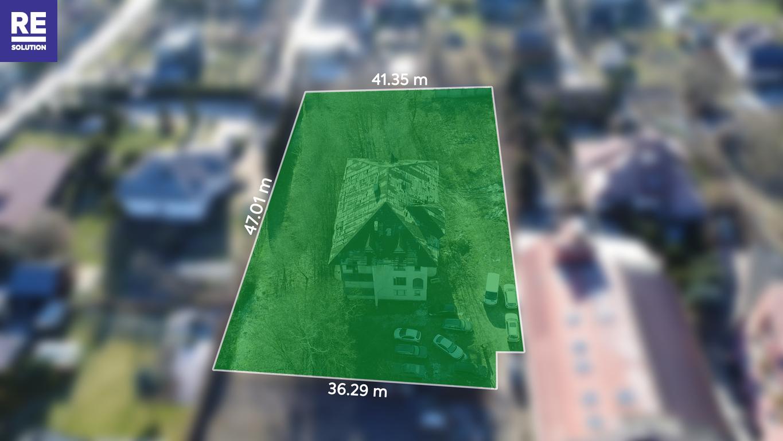 Parduodamas namas Garsioji g., Pavilnys, Vilniaus m., Vilniaus m. sav., 687.21 m2 ploto nuotrauka nr. 2