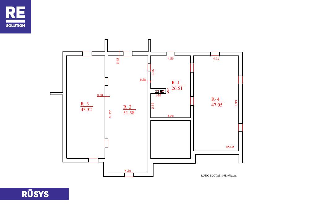 Parduodamas namas Garsioji g., Pavilnys, Vilniaus m., Vilniaus m. sav., 687.21 m2 ploto nuotrauka nr. 4