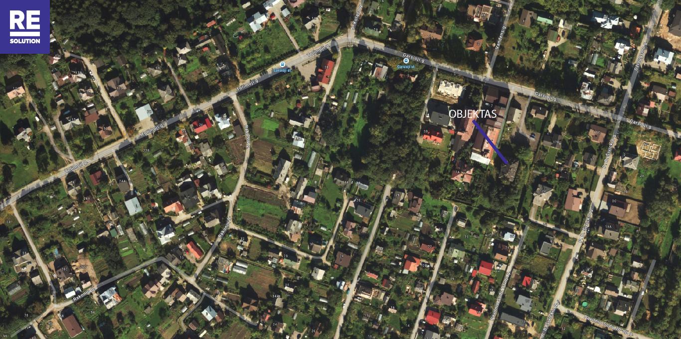 Parduodamas namas Garsioji g., Pavilnys, Vilniaus m., Vilniaus m. sav., 687.21 m2 ploto nuotrauka nr. 9