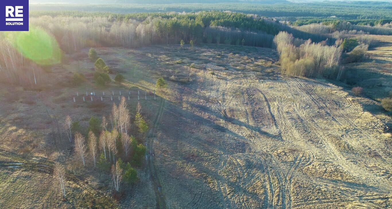 Parduodamas 100 a ploto žemės sklypas Verkšionių k., Vilniaus r.