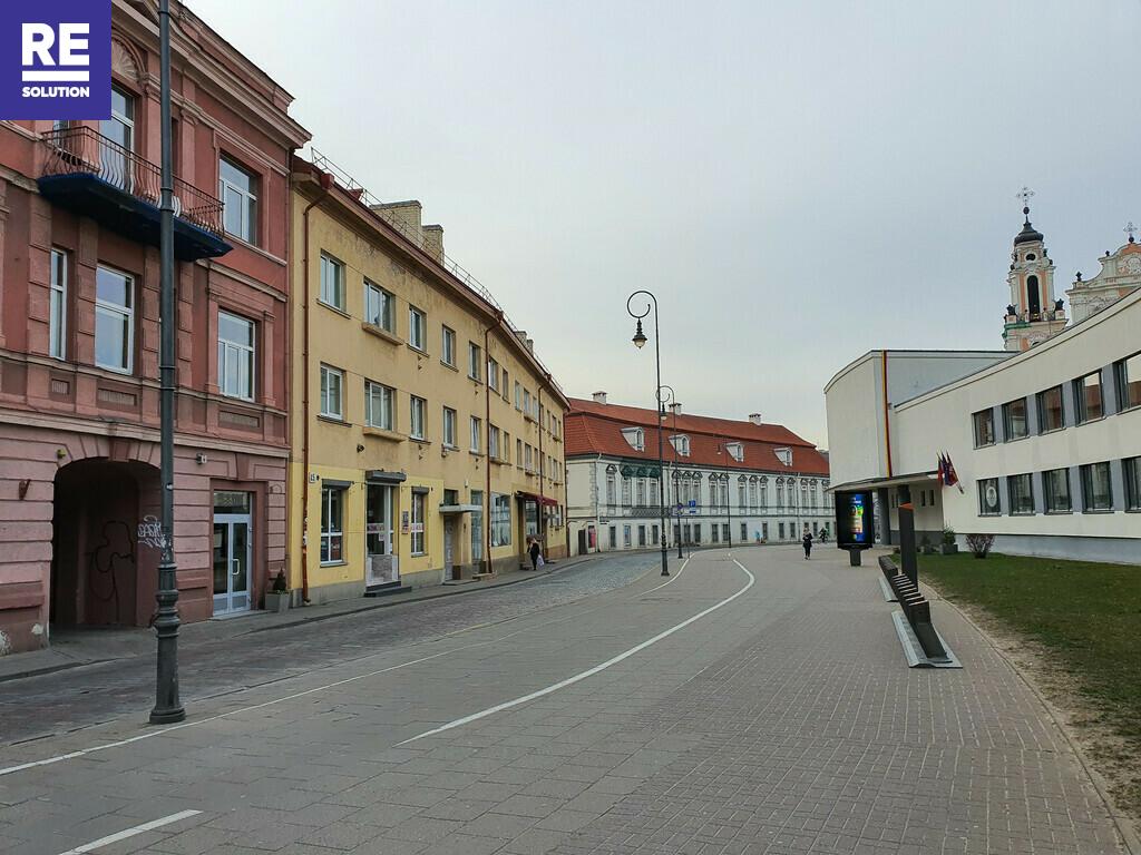 Parduodamas butas Vilniaus g., Senamiestyje, Vilniuje, 28.58 kv.m ploto nuotrauka nr. 10