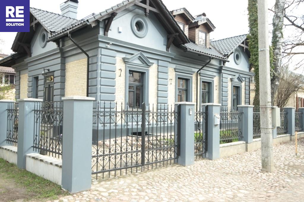 Nuomojamas namas Švenčionių g., Vilniuje, 207 kv.m ploto