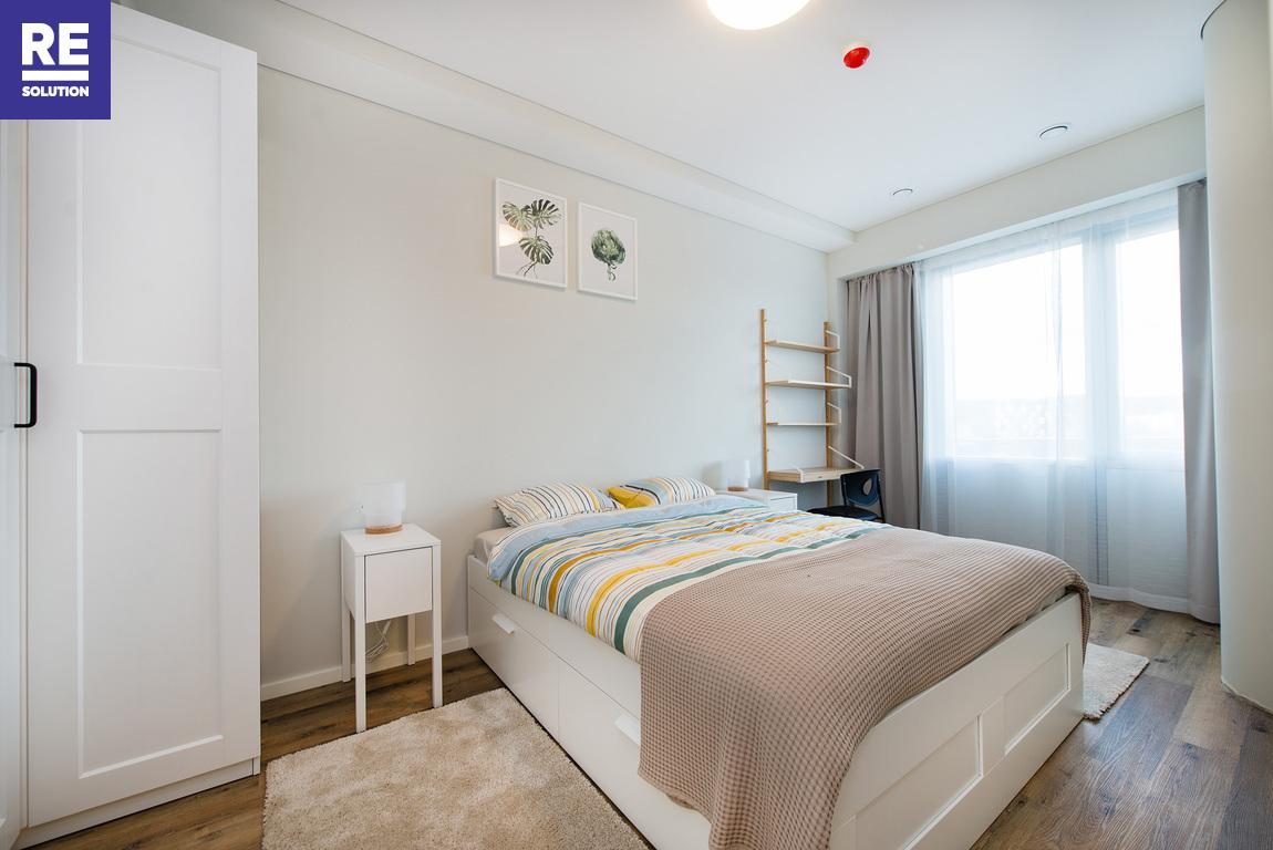 Parduodamas pilnai įrengtas butas su baldais Konstitucijos pr., Šnipiškėse, Vilniuje, 53.84 kv.m ploto nuotrauka nr. 9