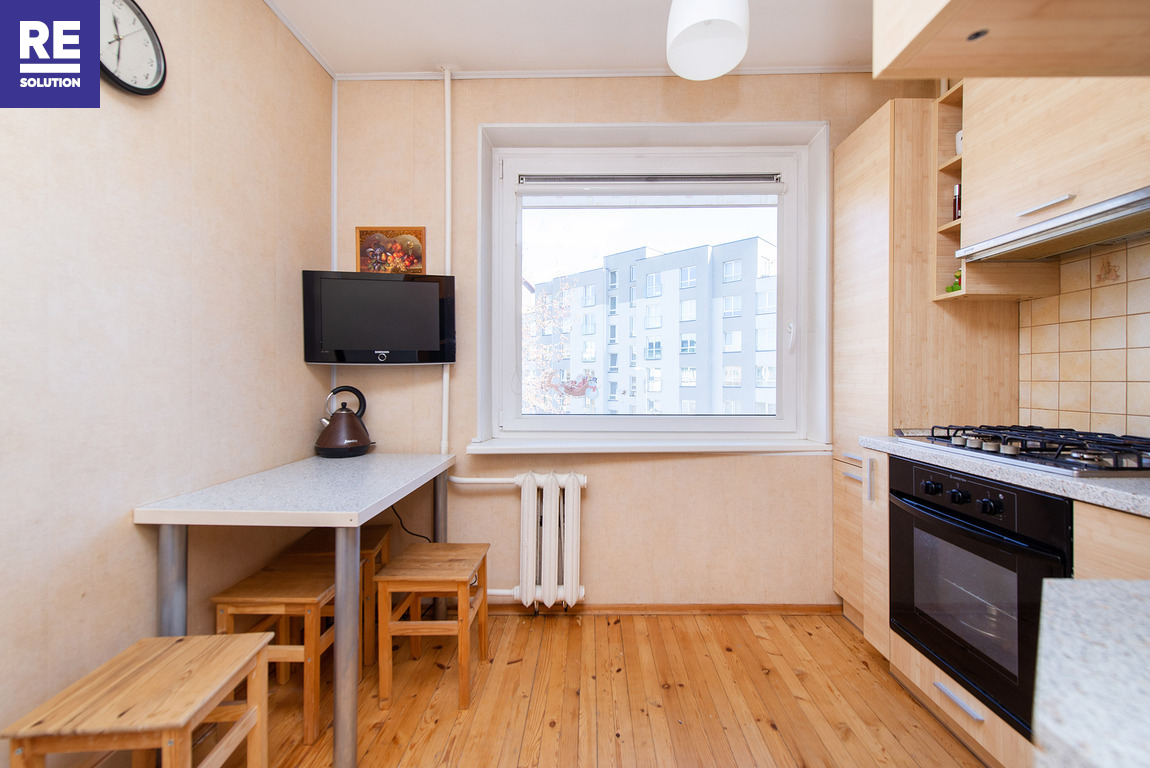 Parduodamas jaukus, šiltas, prižiūrėtas ir mylėtas 2 kambarių butas Tuskulėnų g. nuotrauka nr. 7