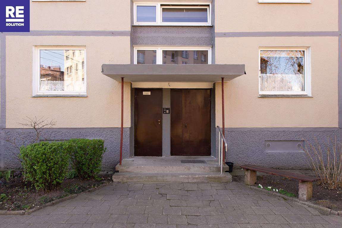 Parduodamas jaukus, šiltas, prižiūrėtas ir mylėtas 2 kambarių butas Tuskulėnų g. nuotrauka nr. 17