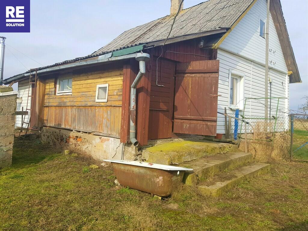 Parduodamas namas Punžonių k., 65 kv.m ploto nuotrauka nr. 5