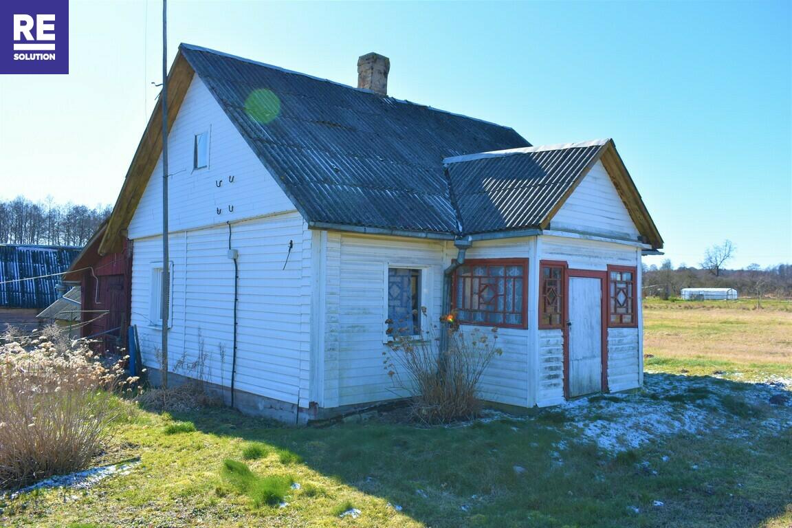 Parduodamas namas Punžonių k., 65 kv.m ploto nuotrauka nr. 2