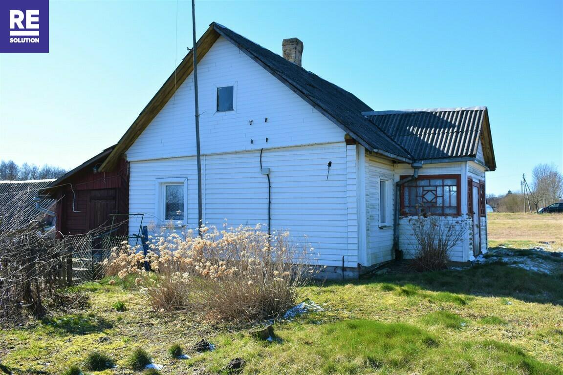 Parduodamas namas Punžonių k., 65 kv.m ploto nuotrauka nr. 4