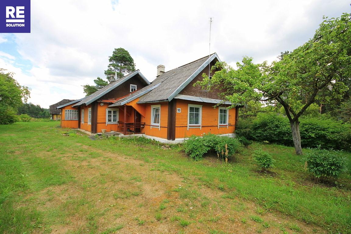 Parduodamas namas Pabarės k., 105 kv.m ploto nuotrauka nr. 1