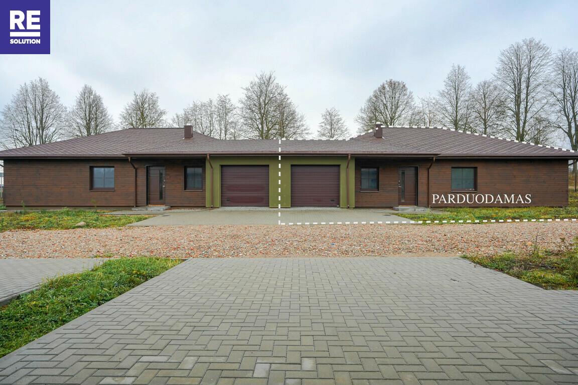 Parduodamas namas Paraudondvarių k., 121.82 kv.m ploto nuotrauka nr. 1