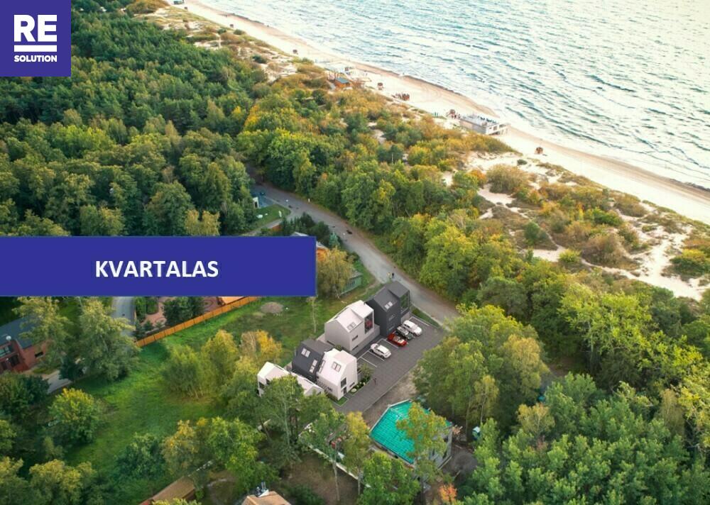 70  kv.m apartamentai su vaizdu į jūrą Klaipėdoje, Skautų g., 30 metrų nuo paplūdimio nuotrauka nr. 6