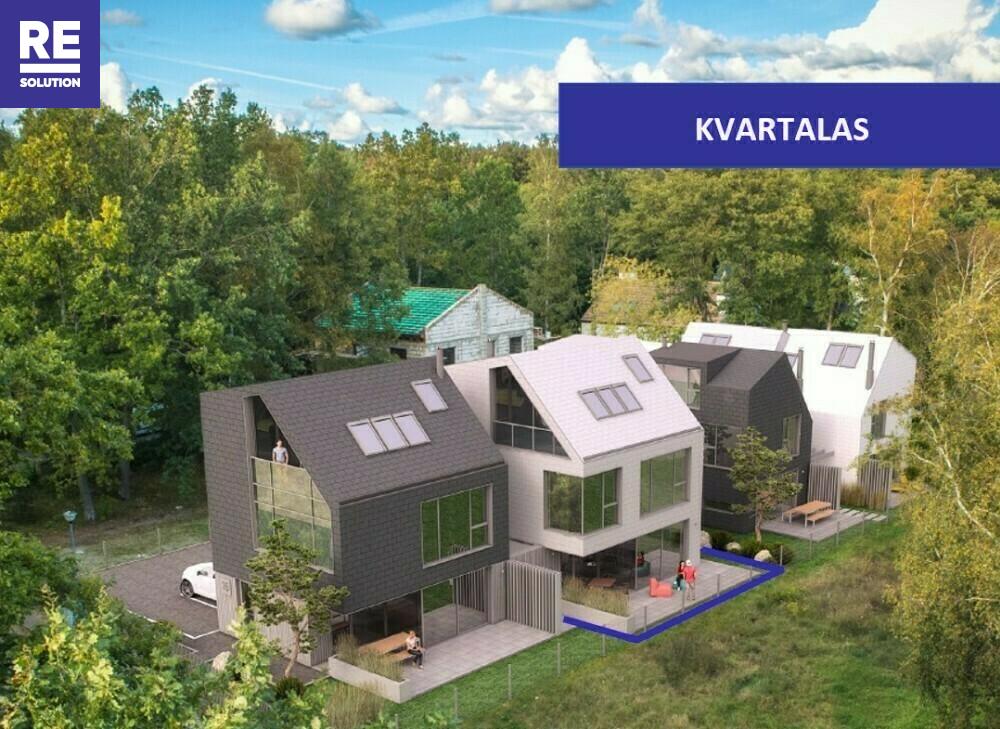 70  kv.m apartamentai su vaizdu į jūrą Klaipėdoje, Skautų g., 30 metrų nuo paplūdimio nuotrauka nr. 1
