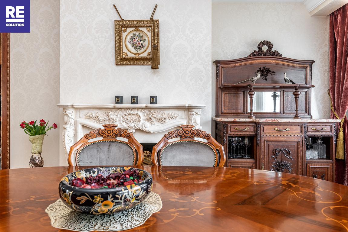 Parduodamas butas Pušų g., Žvėryne, Vilniuje, 186 kv.m ploto, 3 kambariai nuotrauka nr. 7