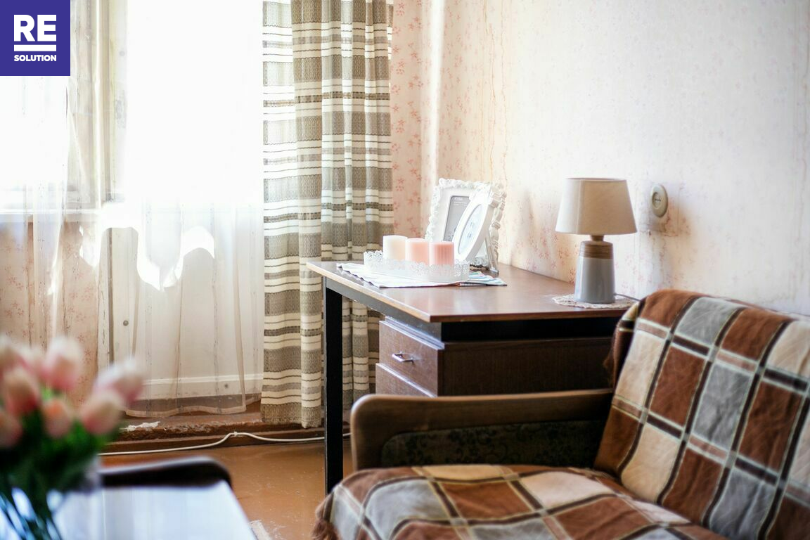 Parduodamas butas Viršuliškių g., Viršuliškėse, Vilniuje, 64 kv.m ploto nuotrauka nr. 5