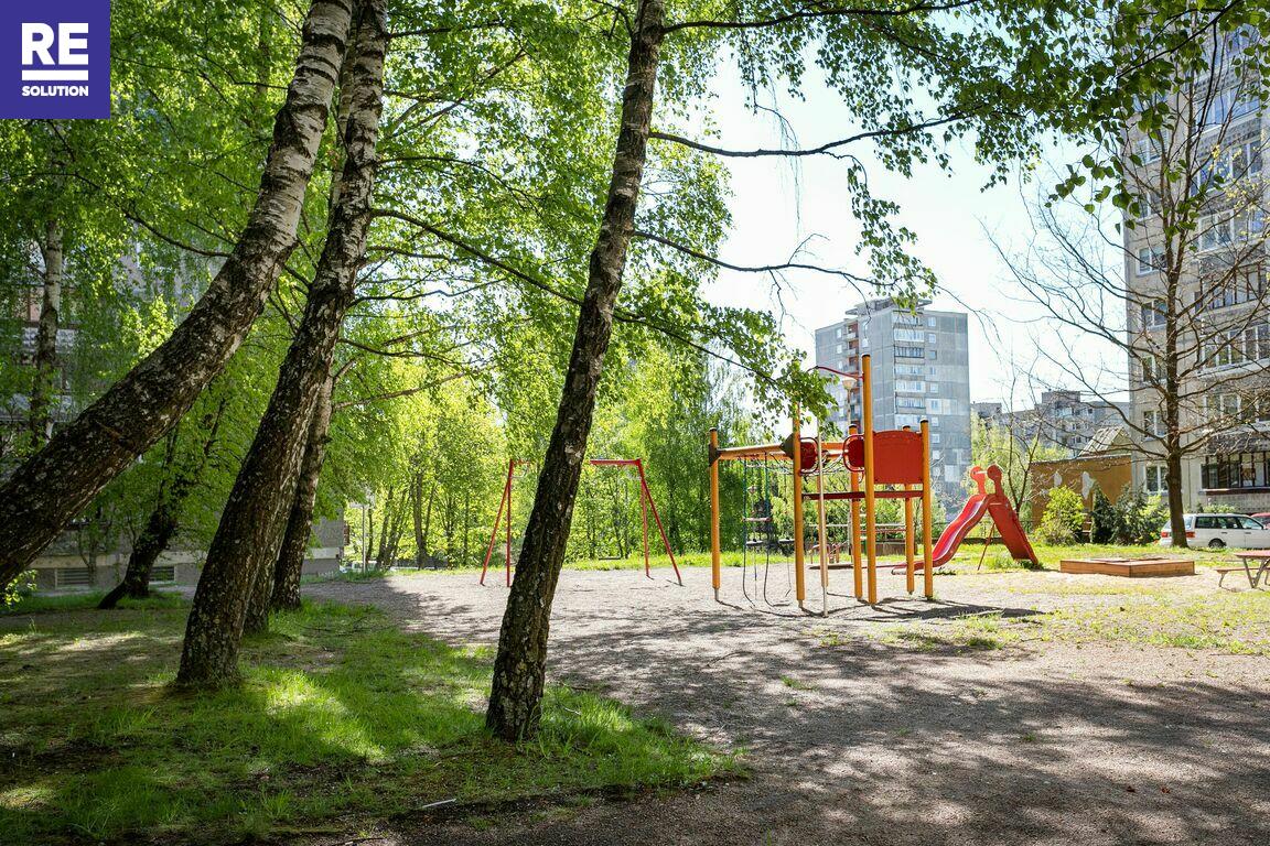 Parduodamas butas Viršuliškių g., Viršuliškėse, Vilniuje, 64 kv.m ploto nuotrauka nr. 21