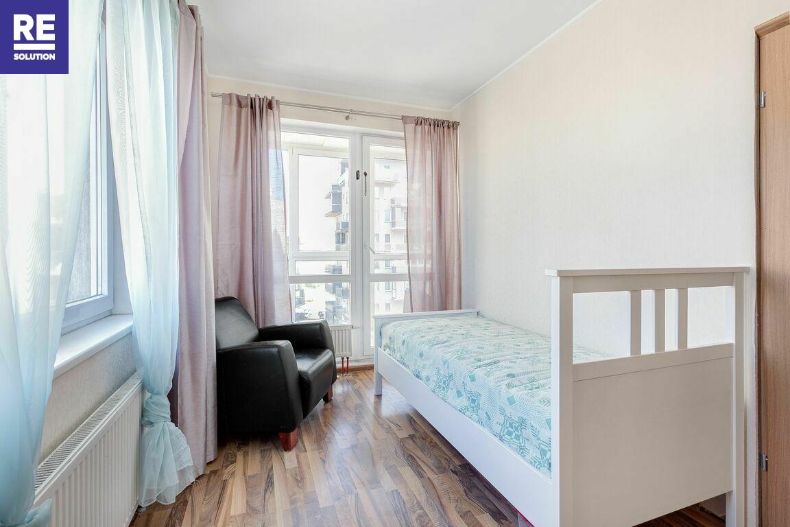 Parduodamas butas Salomėjos Nėries g., Fabijoniškėse, Vilniuje, 36.77 kv.m ploto