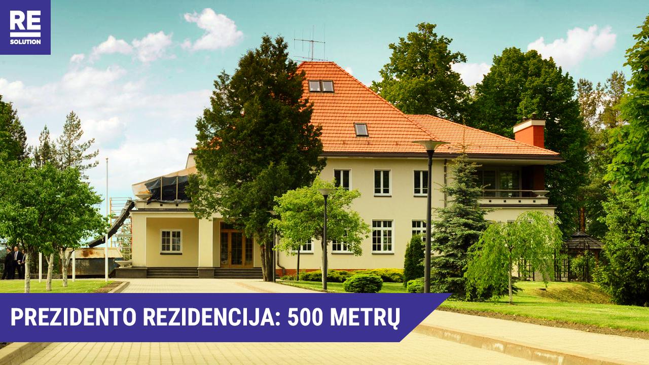 Parduodamas 3-jų kambarių butas su nuosavu kiemu ir atskiru įėjimu Turniškėse, 89 kv.m ploto nuotrauka nr. 22