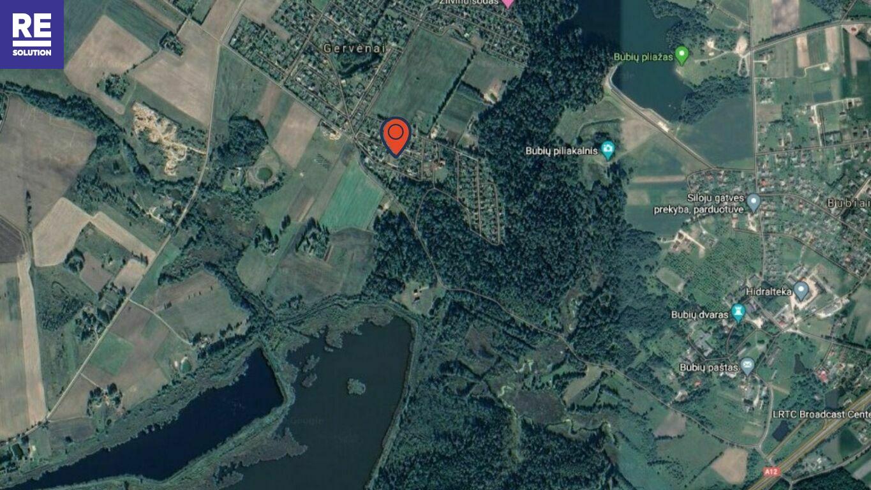 Parduodamas sodų paskirties sklypas Gėlių g., Gervėnų k., Šiaulių r. sav., 6 a. ploto nuotrauka nr. 3