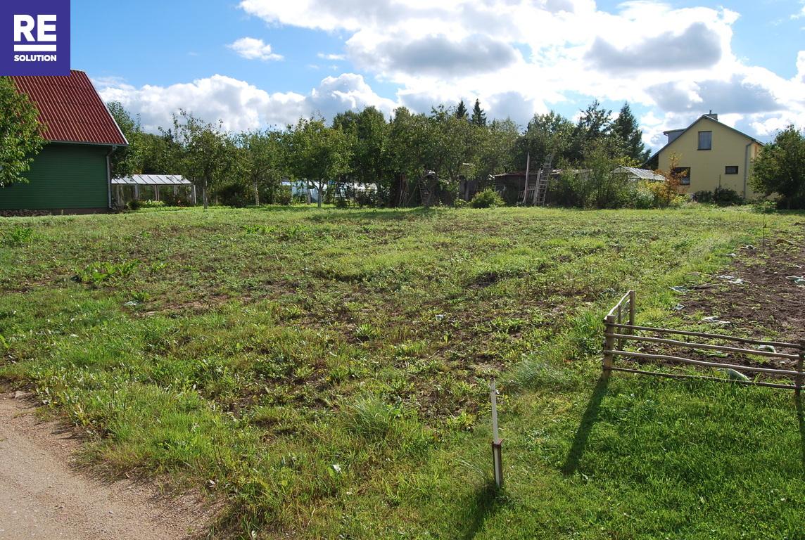 Parduodamas sodų paskirties sklypas Gėlių g., Gervėnų k., Šiaulių r. sav., 6 a. ploto nuotrauka nr. 5