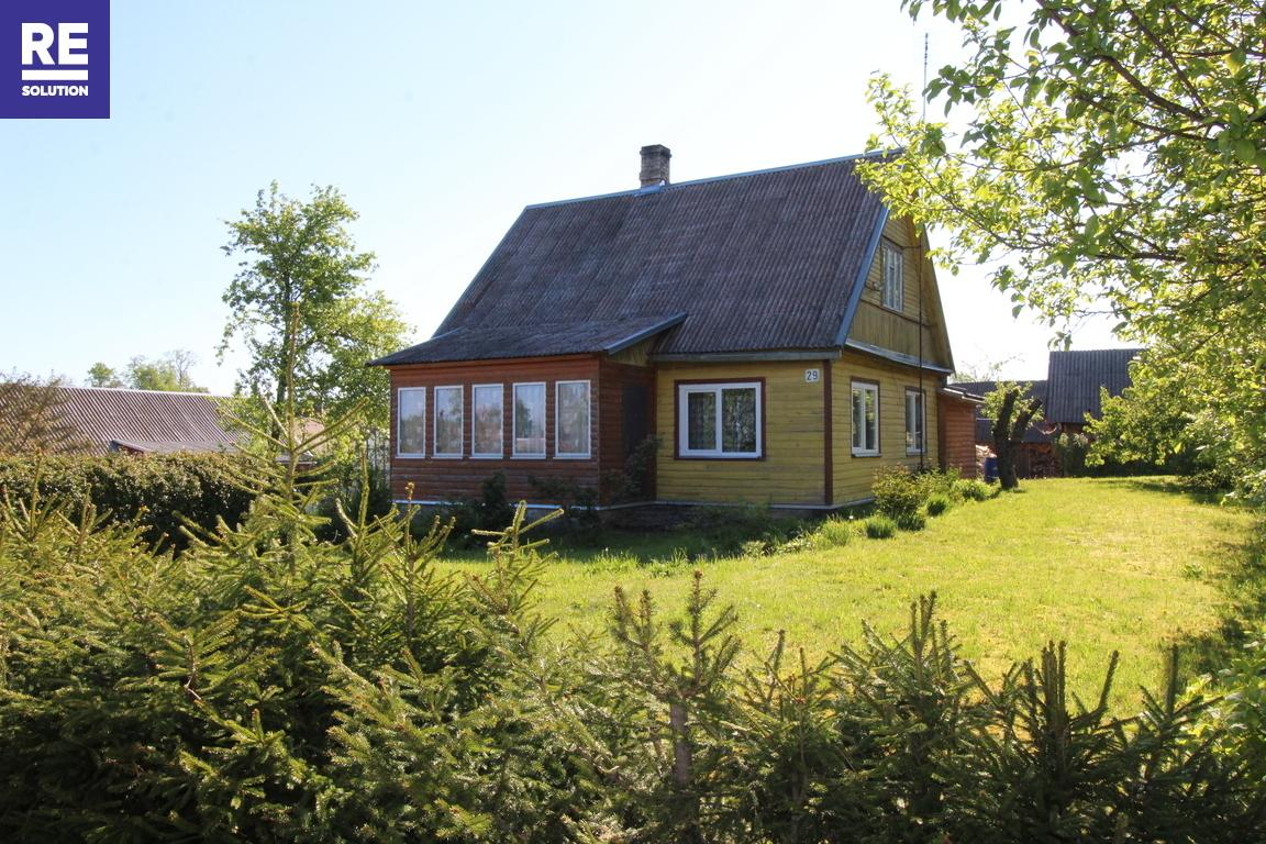 Parduodamas tvarkingas namas Užupio g., Semeliškėse nuotrauka nr. 2