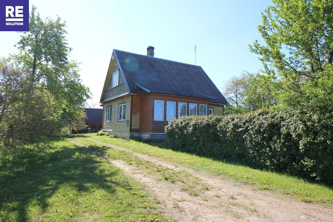 Parduodamas tvarkingas namas Užupio g., Semeliškėse nuotrauka nr. 3